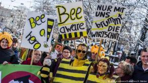 Image result for Bavaria save the bees petition